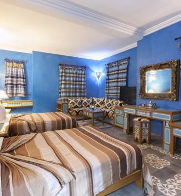 Hotel Sultana Royal Golf – Majorelle Room